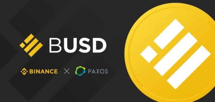 Binance BUSD Paxos