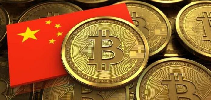 China aumenta el interes en bitcoin