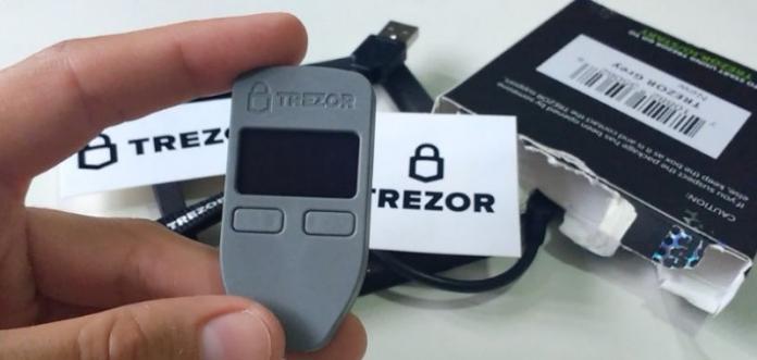 Firmware de Bitcoin en trezor