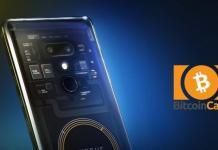 HTC blockchain telefonos