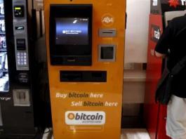 cajeros automáticos de Bitcoin