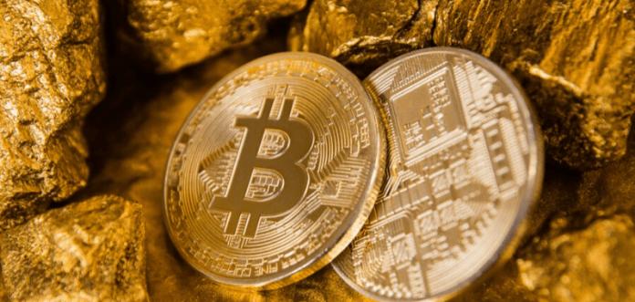 El más reciente informe de Bloomberg dice que Bitcoin está reemplazando al oro más rápido de lo esperado
